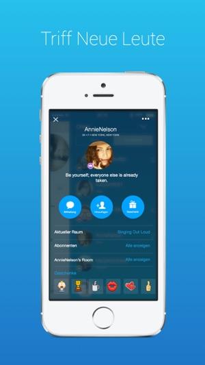 kostenlose Live-Video-Chat