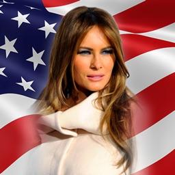 Melania Trump Emoji Stickers