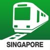 シンガポール Transit by NAVITIME