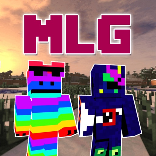 Mlg Skins New Skin For Minecraft Pe Pc Edition By