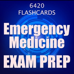 Emergency Medicine Exam 2017 : 6420 Flashcards Q&A