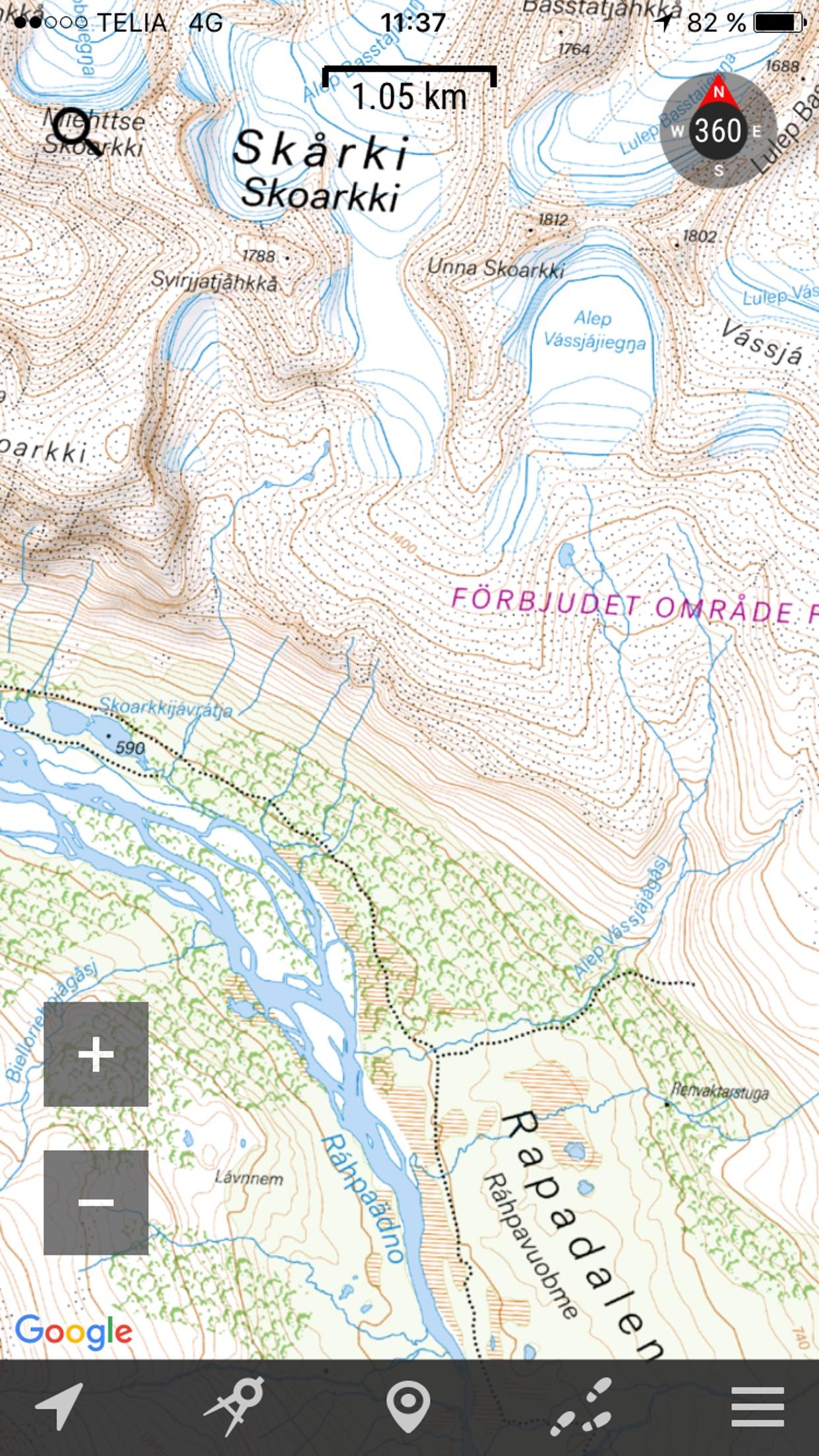 Calazo maps Screenshot