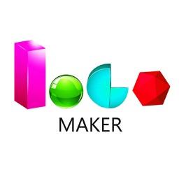 Insta 3D Logo Maker - Logo Creator with 3D Icons