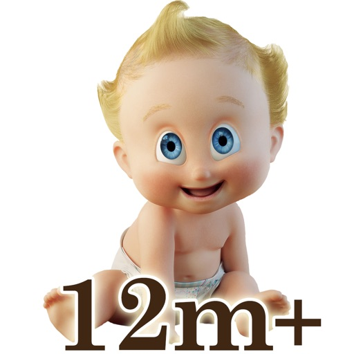 Baby First Words: 12+ Months iOS App