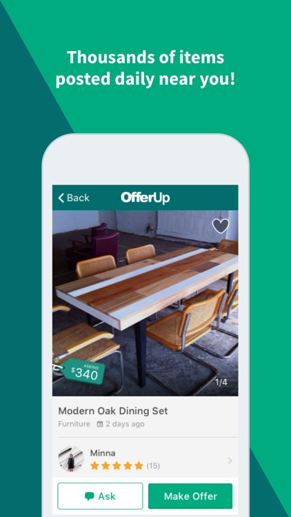 OfferUp - Buy. Sell. Simple. screenshot-4
