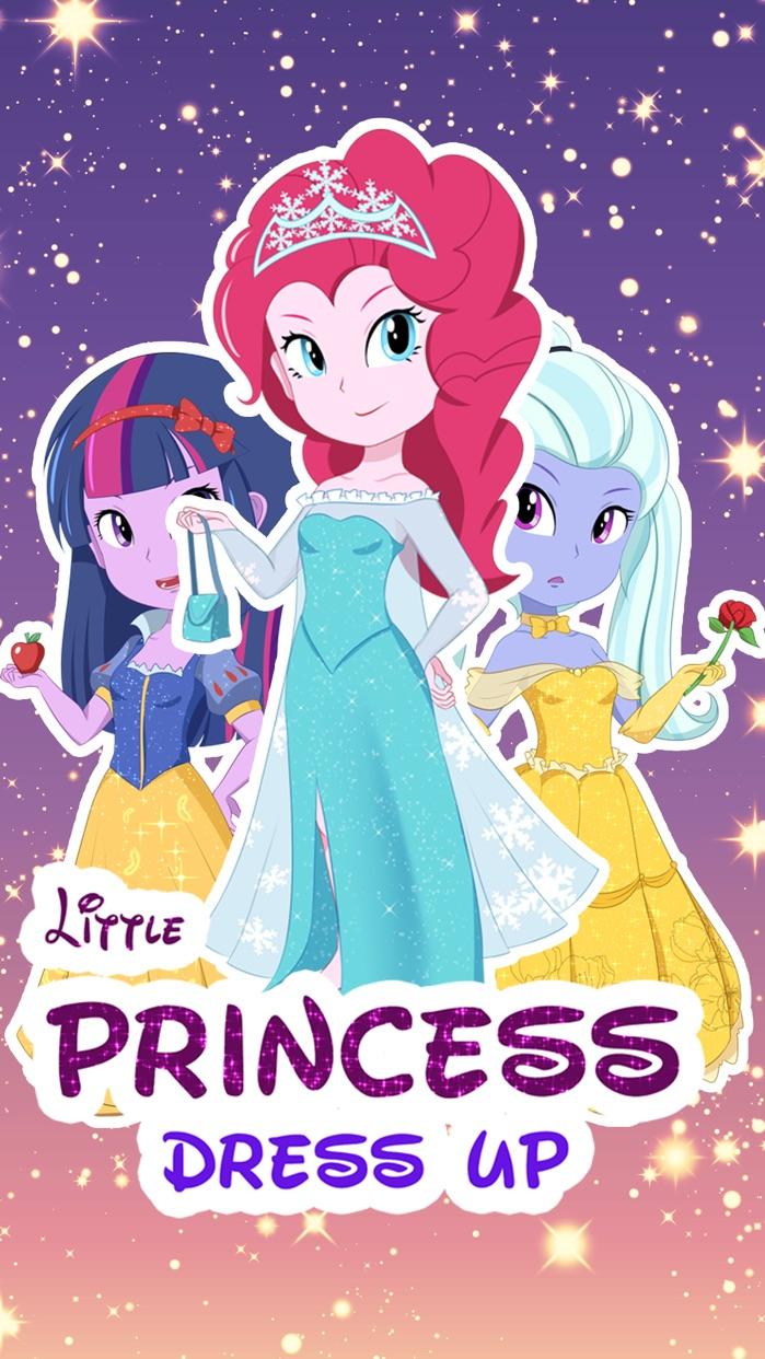 Princess Pony Games - Fun Dress Up Games for Girls Screenshot