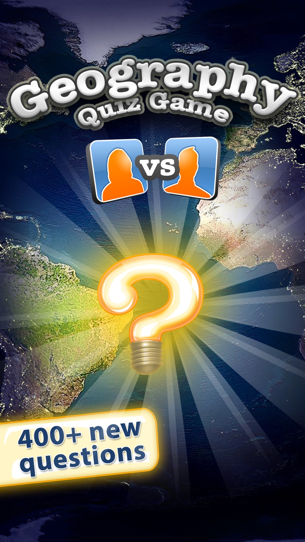 Geography Quiz Game 2017 – Multiplayer