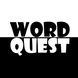 Word Quest - Piano Tile Style