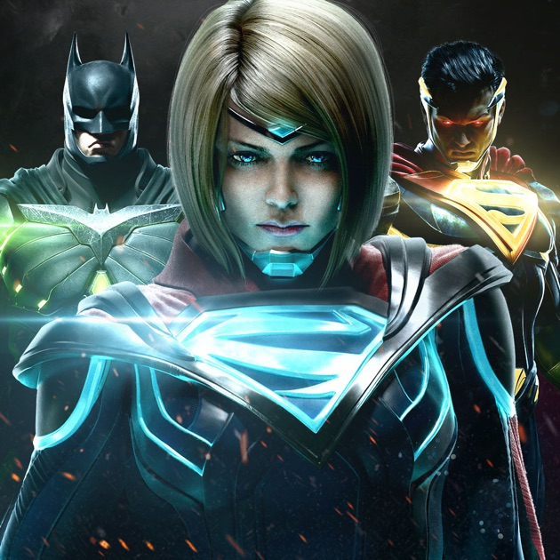 Injustice 2 Languages: French, Italian, German, Latin American Spanish, Brazilian Portuguese, Russian, Japanese, and Korean Platforms: iOS and Android