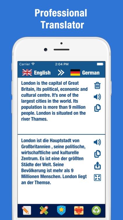 Language Translator - Free Text Translation
