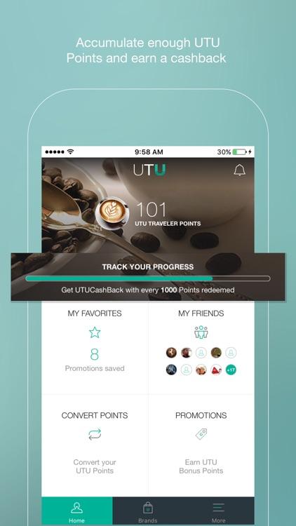 UTU Rewards Thailand