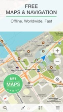 MAPSME Offline Map Nav on the App Store