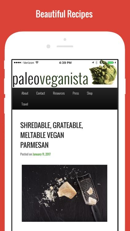 Paleoveganista Paleo Vegan Recipes