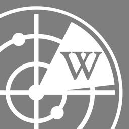 Streaming Wikipedia Around You - NearbyWiki