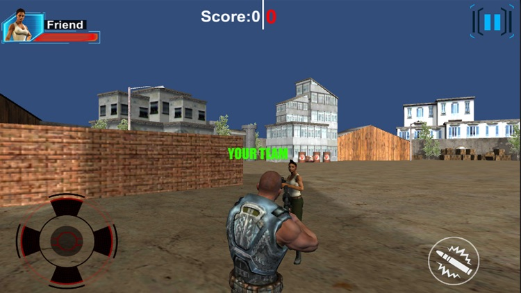 into the zombie land screenshot-3