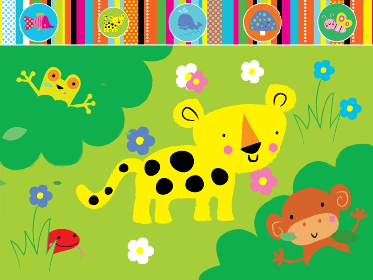 Baby's Very First Play App - Animals screenshot-0