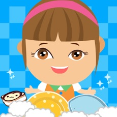 Activities of Amy Wash The Dishes,little girl free games