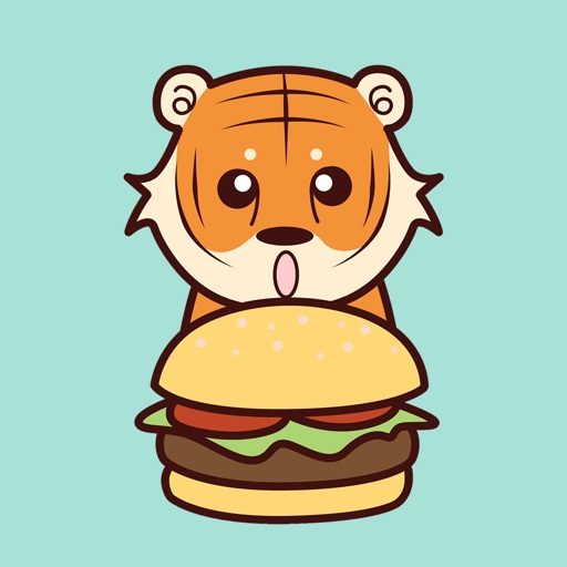 Little TIGEr Animated Stickers