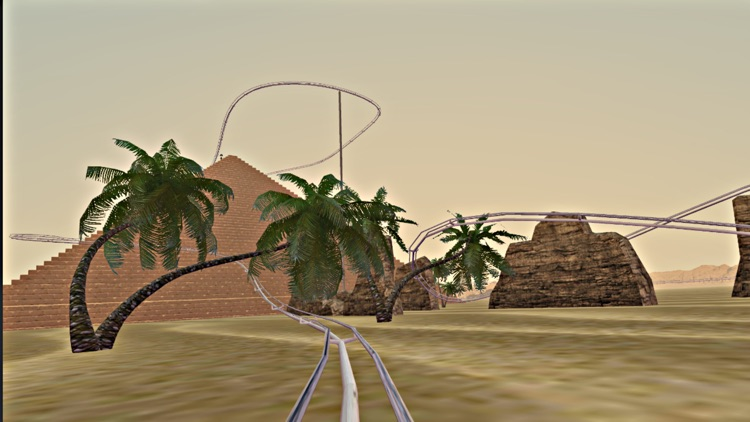 Roller Coaster Egypt - VR Virtual Reality screenshot-3