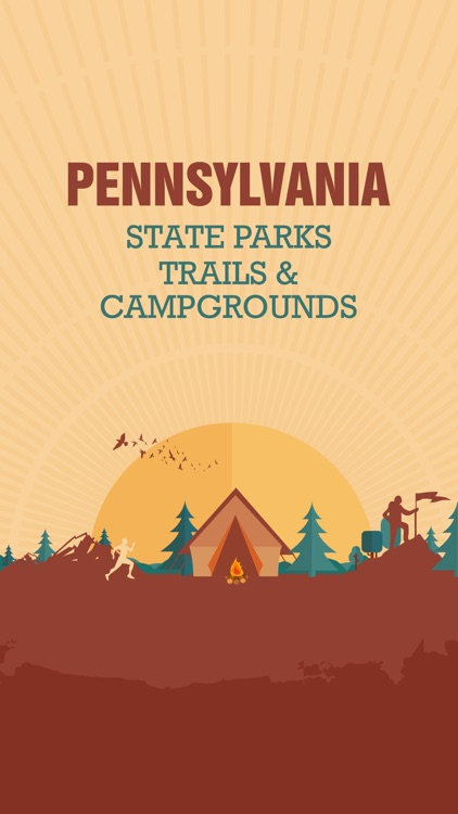 Pennsylvania State Parks, Trails & Campgrounds