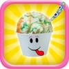 冷凍アイスアイスキャンディーメーカー