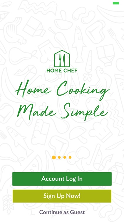 Home Chef - Fresh Ingredients & Recipes, Delivered