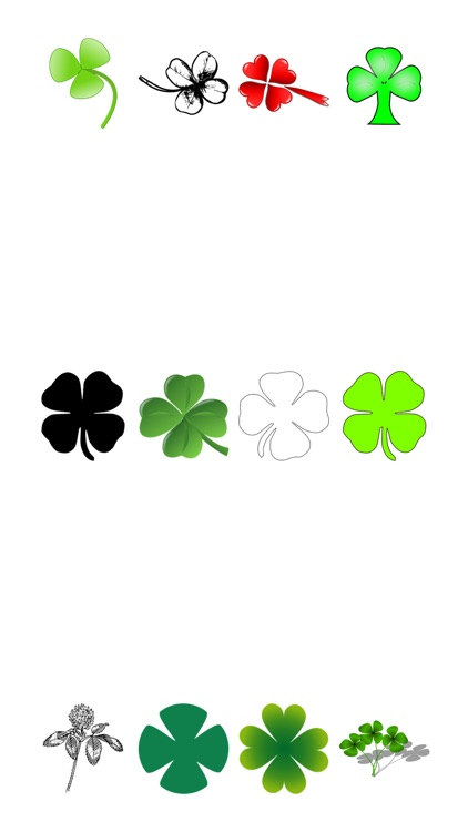 Clovers Sticker Pack