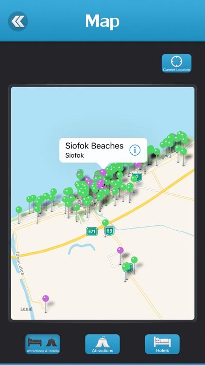 Siofok Travel Guide screenshot-3