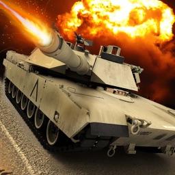 Tank Battle War Force: Iron Commander