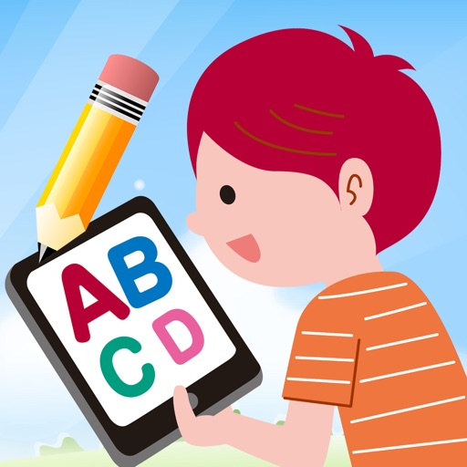 Write Letters ABC and Numbers for Preschoolers application logo