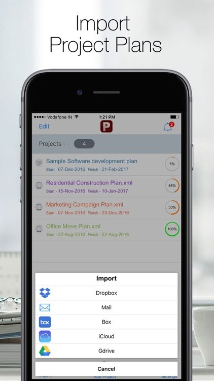 Project Planning Pro(B2B) - Task Management App screenshot-3