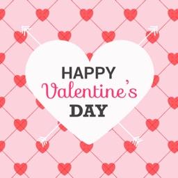 Valentine's Day Card - Happy Valentine's Day