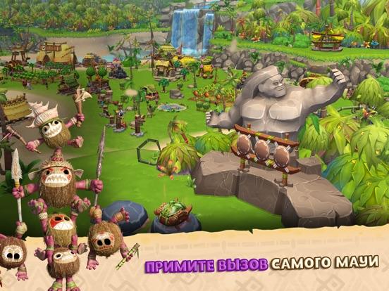 Игра Моана: Райский остров