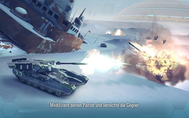 Future Tanks: Panzer Spiele Kostenlos Screenshot