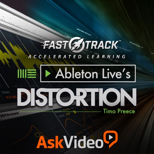 FastTrack™ For Ableton Live Distortion