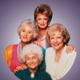 Golden Girls Stickers