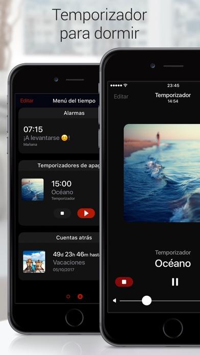 Screenshot for Reloj despertador para mí in Chile App Store