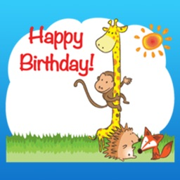 Happy Birthday Cards Sticker