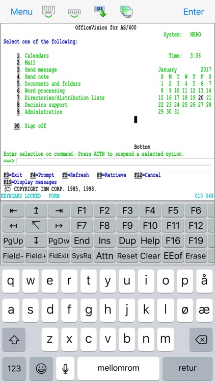 Glink 5250 Lite screenshot-2