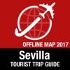 塞维利亚 旅游指南+离线地图
