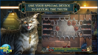 Grim Facade: Monster in Disguise - Hidden Objects screenshot 3