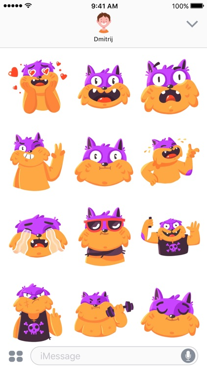 Boe Bob – Emoji & Stickers