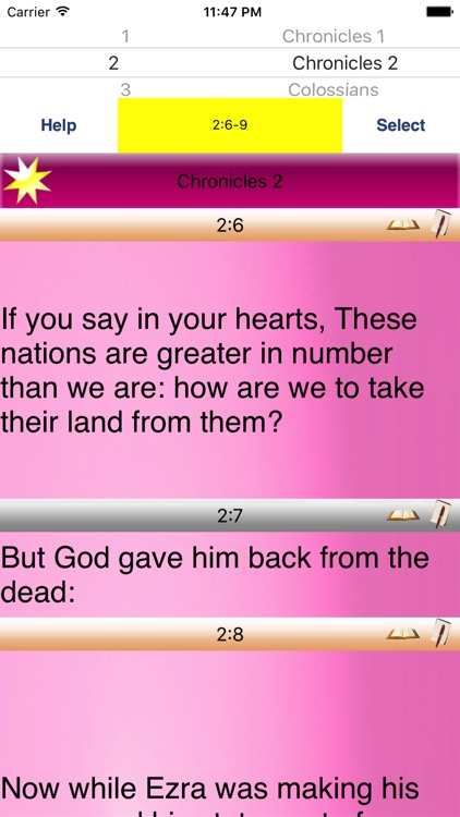 Basic English Talking Bible Study screenshot-3
