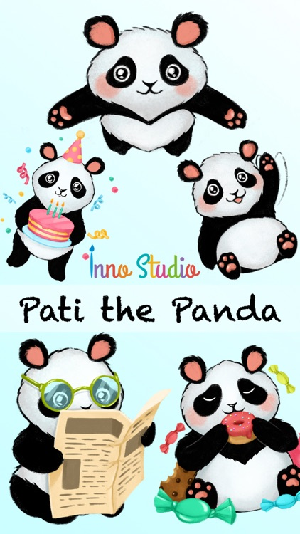 Pati the Panda screenshot-0