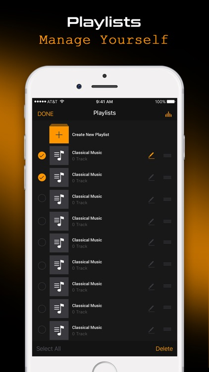 Cloud Music - Music Player & Bass Booster screenshot-4