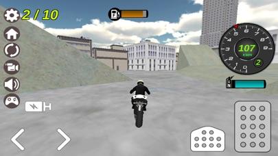Police Motor-Bike City Simulator 2のおすすめ画像5