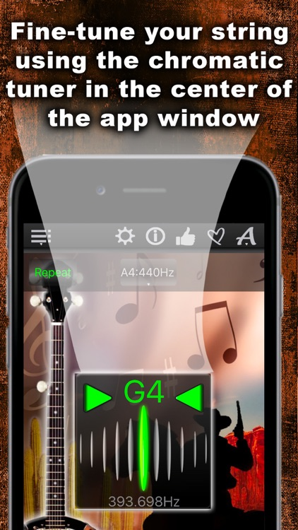Easy Banjo Tuner screenshot-4