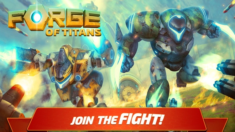 Forge of Titans: Mech Wars screenshot-3
