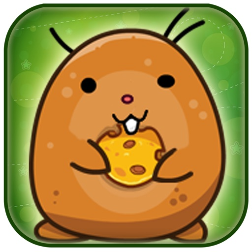 Cute Pet Eat Cheese - Pet Strategy Puzzle Game iOS App
