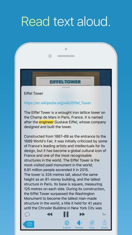 Prizmo Go - Instant Text OCR screenshot-3